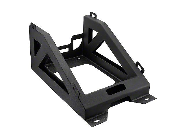 Supreme Suspensions Bed Mounted Tire Carrier; Single (Universal Fitment)
