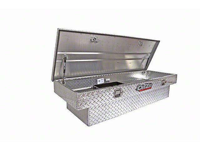 Red Label Series Single Lid Crossover Tool Box; Brite-Tread (Universal; Some Adaptation May Be Required)
