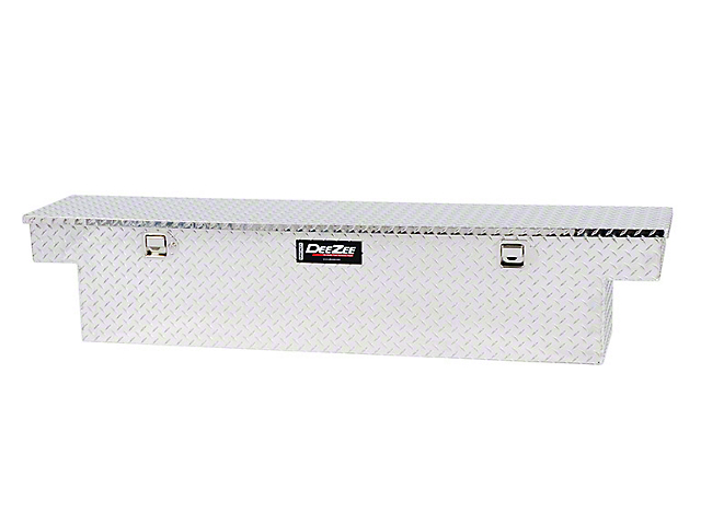 Dee Zee Specialty Series Narrow Crossover Tool Box; Brite-Tread (Universal; Some Adaptation May Be Required)