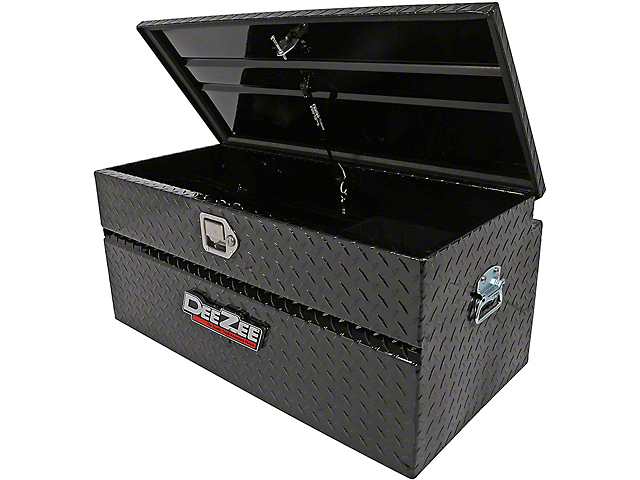 Dee Zee 37-Inch Red Label Series Portable Utility Tool Box (Universal; Some Adaptation May Be Required)