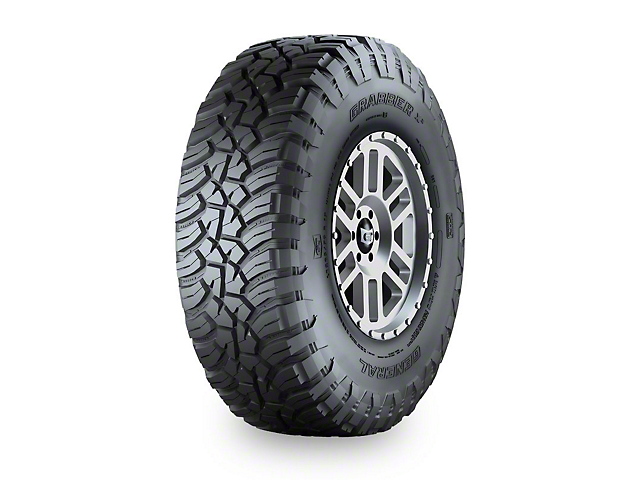 General Grabber X3 M/T Tire