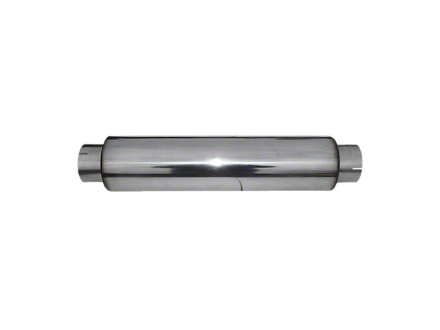 MBRP Pro Series Muffler; 4-Inch Inlet/Outlet (Universal; Some Adaptation May Be Required)