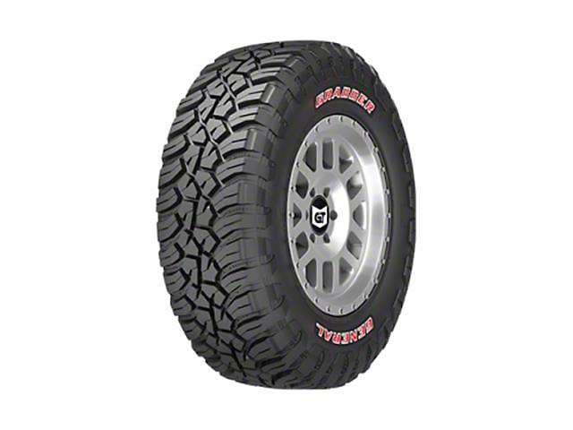 General Grabber X3 SRL M/T Tire