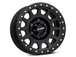 Method Race Wheels MR305 NV Matte Black 6-Lug Wheel; 16x8; 0mm Offset (16-21 Tacoma)