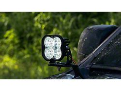 Diode Dynamics SS3 Pro LED Ditch Light Kit; White Combo (19-21 Ranger)