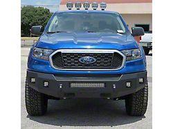 Fortis Front Bumper; Textured Black (19-21 Ranger)