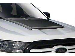 Air Design Hood Scoop; Unpainted (19-21 Ranger)