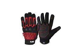 Body Armor 4x4 Trail Gloves; Large
