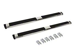 6-Inch OE Xtreme Side Step Bars; Stainless Steel (19-22 Ranger SuperCrew)