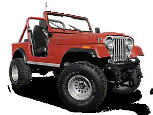 1976-1986 CJ7 Parts