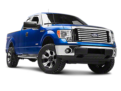 Mustang parts f150 parts accessories americanmuscle - 2013 ford f 150 interior accessories ...
