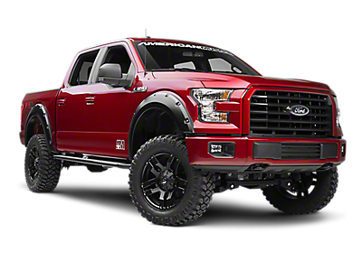 F-150 Bed Covers & Tonneau Covers