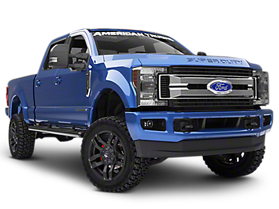 F-250 Grille & Brush Guards