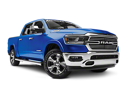 Ram 1500 Grill & Front End Bars