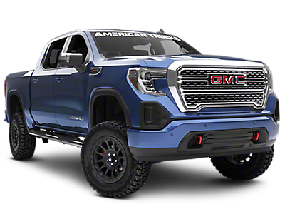 Sierra 1500 Grill & Front End Bars