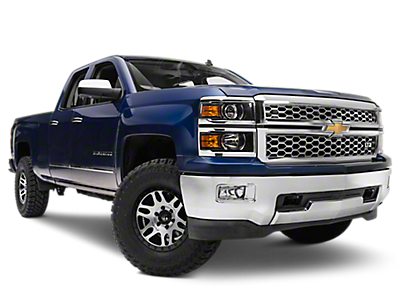 2013 Chevy Truck Accessories