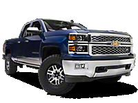 2014-2018 Silverado 1500 Parts