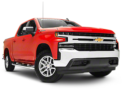 Silverado 1500 Folding Tonneau Covers