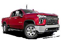 2020-2021 Silverado 2500 Parts