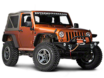 2007-2018 Jeep JK Wrangler Accessories & Parts