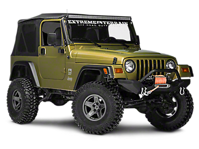 1997-2006 Jeep TJ Wrangler Accessories & Parts