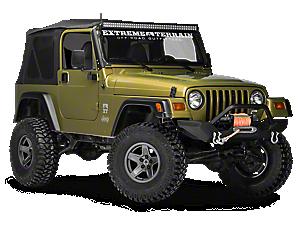 1997-2006 Wrangler Parts