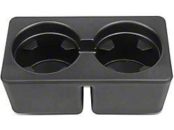 Center Console Cup Holder Insert (07-13 Sierra 1500)