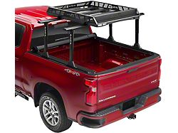 Truxedo Elevate TS Bed Rails; 72-Inch (10-18 RAM 2500 w/ 6.4-Foot Box & w/o RAM Box)