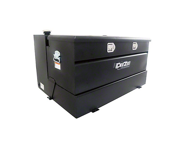 56-Inch Combo Transfer Tank and Utility Tool Box (Universal; Some Adaptation May Be Required)