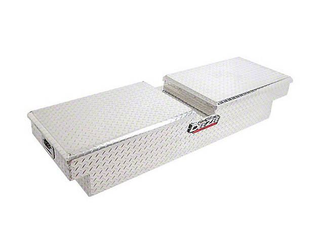 Dee Zee Red Label Series Gull Wing Crossover Tool Box; Brite-Tread (Universal; Some Adaptation May Be Required)