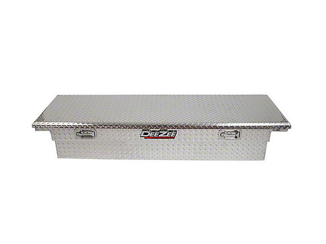 Red Label Series Low Profile Single Lid Crossover Tool Box; Brite-Tread (Universal; Some Adaptation May Be Required)