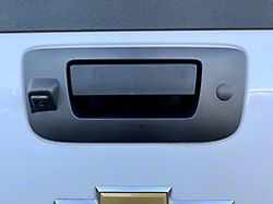 Infotainment Tailgate Handle Backup Camera Kit (07-13 Silverado 1500)