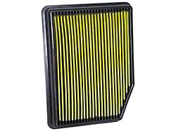Airaid Direct Fit Replacement Air Filter; Yellow SynthaFlow Oiled Filter (19-21 Sierra 1500)