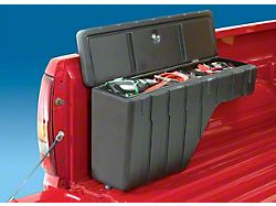 Wheel Well Storage Unit (Universal; Some Adaptation May Be Required)