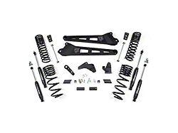 Zone Offroad 5.50-Inch Radius Arm Suspension Lift Kit with Nitro Shocks (14-18 4WD 5.7L, 6.4L RAM 2500 w/o Air Ride)
