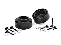 Rough Country 2.50-Inch Leveling Coil Spacers (03-13 4WD RAM 2500)