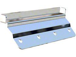 Carr Roof Gutterless Mount Kit; Stainless Steel (14-21 RAM 2500)