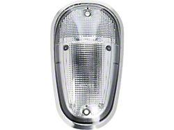 Single Amber LED Cab Roof Light; Clear Lens (03-18 RAM 2500)