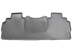 Husky Classic Second Seat Floor Liner; Gray (06-09 RAM 2500 Mega Cab)