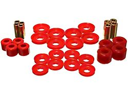 Front Control Arm Bushings; Red (03-09 4WD RAM 2500)