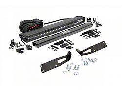 Rough Country 20-Inch Black Series LED Light Bar Hidden Bumper Kit (03-18 RAM 2500)