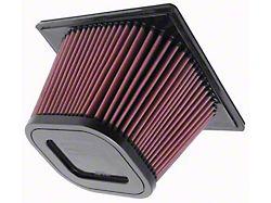 K&N Drop-In Replacement Air Filter (03-09 5.9L RAM 2500)