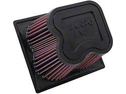 K&N Drop-In Replacement Air Filter (10-12 6.7L RAM 2500)