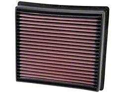 K&N Drop-In Replacement Air Filter (13-18 6.7L RAM 2500; 19-21 RAM 2500)