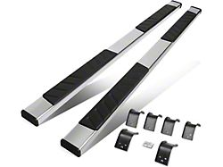 5-Inch Running Boards; Stainless Steel (10-21 RAM 2500 Crew Cab)