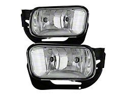 OEM Style Fog Lights without Switch; Clear (10-18 RAM 2500)