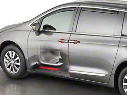 Weathertech Paint Protection Film Kit (10-18 RAM 2500 Regular Cab)