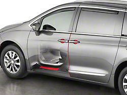 Weathertech Paint Protection Film Kit (11-18 2500 RAM Crew Cab)