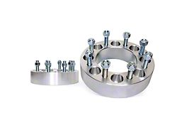 Rough Country 2-Inch Wheel Spacers; Aluminum (03-10 4WD RAM 2500)