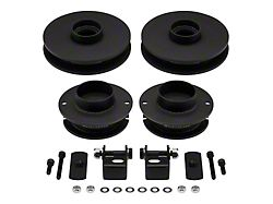 Supreme Suspensions 2.50-Inch Front / 1.50-Inch Rear Billet Pro Lift Kit (14-21 4WD RAM 2500 w/o Air Ride)